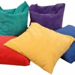 Large Bean Floor Cushions 3