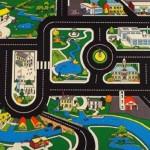 Large Roadway Playmat 1