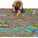 London Playmat 1
