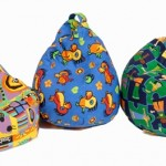 Nursery Pear Bean Bag 1