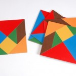 Pack of 5 Tangram 1