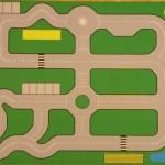 Road Plan Playmat 1