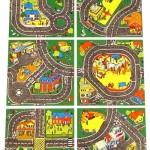 Set 6 Roadway Squares 2