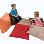 Suede Giant Cushion 1