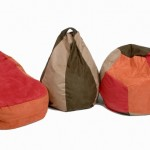 Suede Penta Bean Bag 1