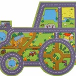 Tractor Farm Playmat 1