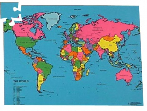 World Map Puzzle Sport And Playbasesport And Playbase
