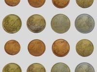 EURO COIN TILES