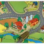 Prairie Farm Playmat 1