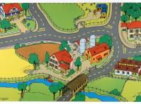 Prairie Farm Playmat