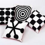 Geometric Perception Cushion 1