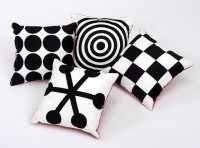 Geometric Perception Cushion