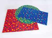 Tablecloths Patterned PVC