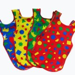 Tabards Patterned PVC 1