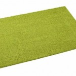 Green Tufty Rug 3