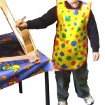 Tabards Patterned PVC 2