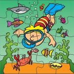 Diver Jumbo Puzzle 1