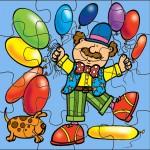 Clown Jumbo Puzzle 1