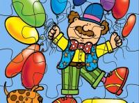 Clown Jumbo Puzzle