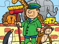 Zoo Jumbo Puzzle