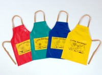 Little Gardener Aprons, pack of 4