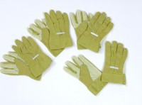 Pack of 4 Little Gardener Gardening Gloves