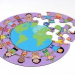 Global Pals Jumbo Puzzle 4