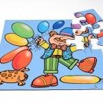 Clown Jumbo Puzzle 3