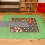 Vegetable Garden Outdoor Mat 1