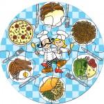 Chefs Jumbo Puzzle 1