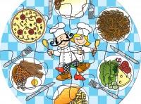 Chefs Jumbo Puzzle