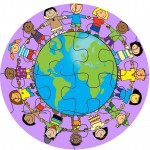 Global Pals Jumbo Puzzle 1