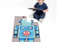 Robot Jumbo Puzzle