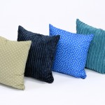 Elemental Cushions Water Tones set of 4 1