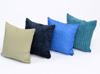 Elemental Cushions Water Tones set of 4