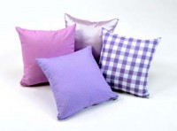 Set 4 Lavender Scatter Cushions