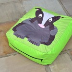 Badger Outdoor Bean Cushion 1