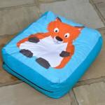Fox Outdoor Bean Cushion 1