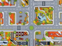 Early Years Town Playmat