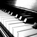 B&W Piano Mat 1