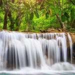 Waterfall Playmat 1