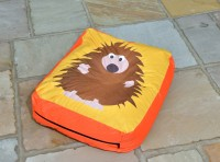 Hedgehog Outdoor Bean Cushion