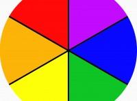 Sorting Mat Colours