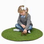 Landscape Grass 88cm Circl 1