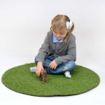 Landscape Grass 88cm Circl 2