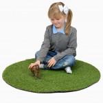 Landscape Grass 88cm Circl 3