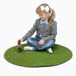 Landscape Grass 88cm Circl 5