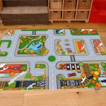 Classroom Playmat EARLY YEARS TOWN 2