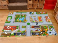 Classroom Playmat EARLY YEARS TOWN