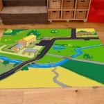 Classroom Playmat EARLY YEARS FARM 3